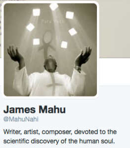 WM-Mahu Nahi, Twitter